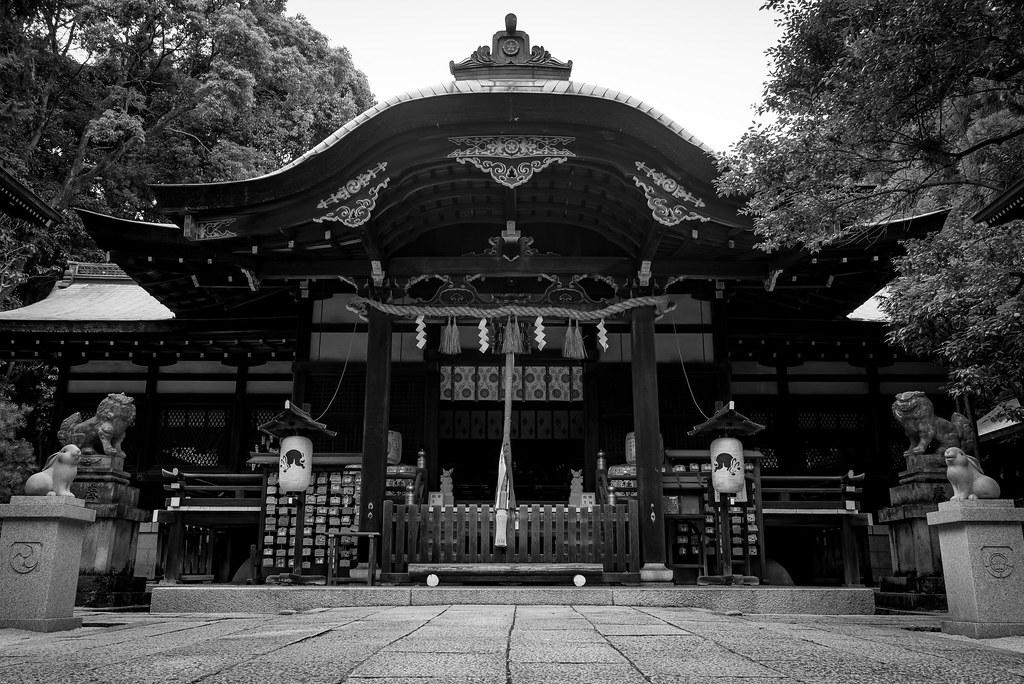 Okazaki_shrine