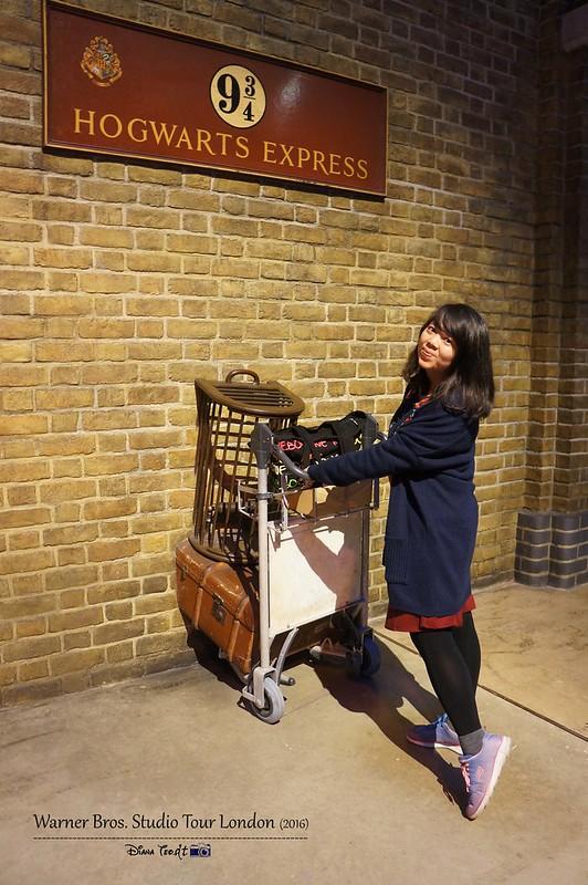 The Making of Harry Potter Studio Tour London 24
