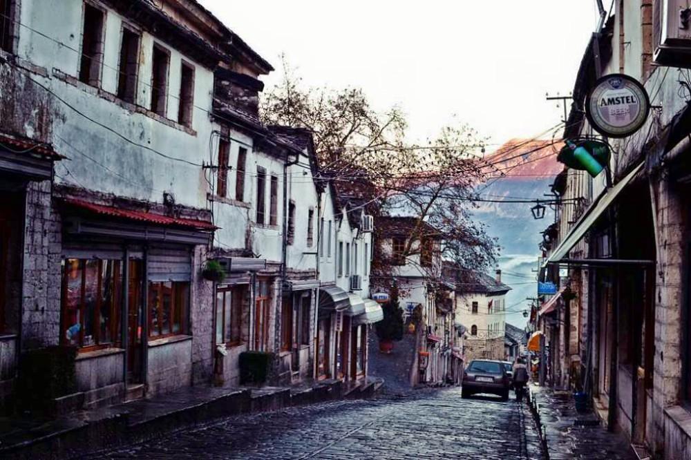 albania talvella