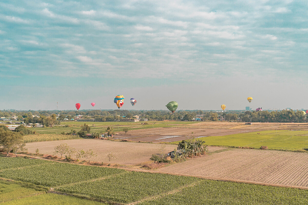 22nd Philippine International Hot Air Balloon 2018