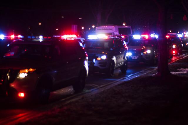 Feb 13 - Vigil in Westerville