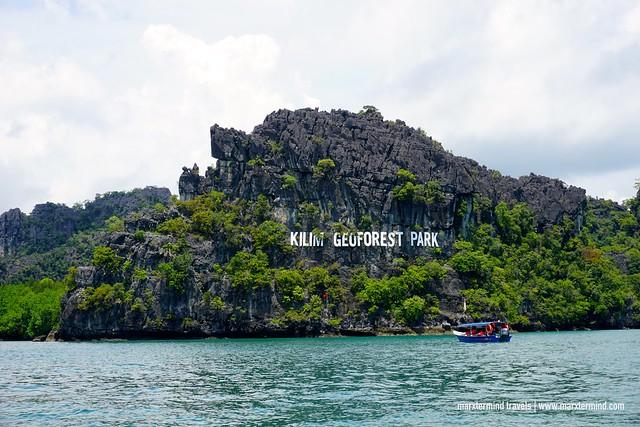 Kilim Geo Park and Mangrove Tour Langkawi, Malaysia