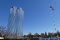 Eisenhower Park - September 11 Memorial (10)