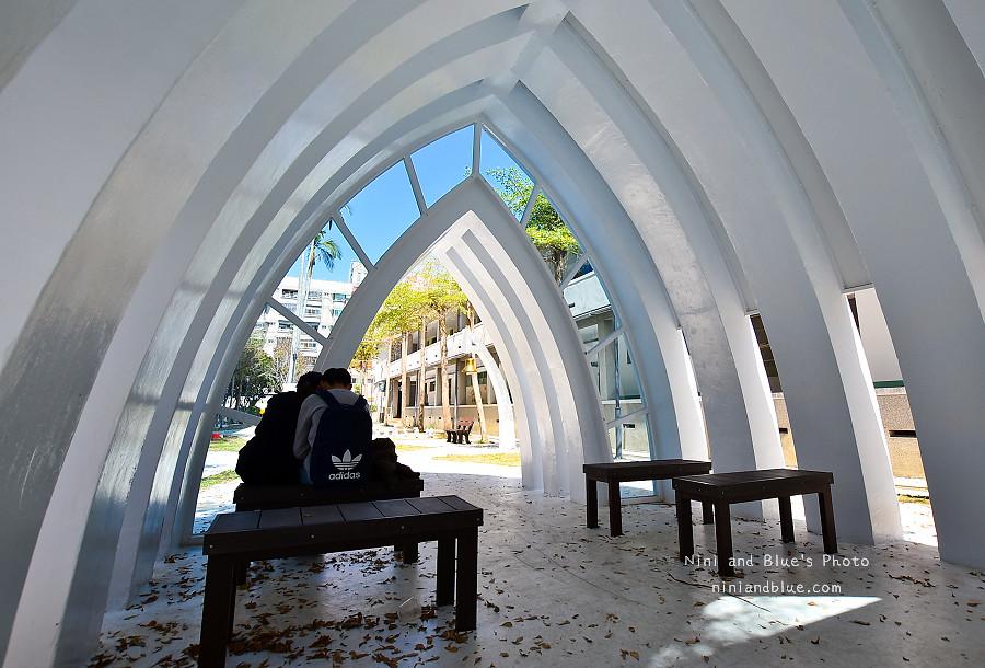 霧峰景點.彩繪玻璃教堂09