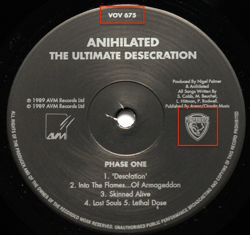 Anihilated The Ultimate Desecration A0284