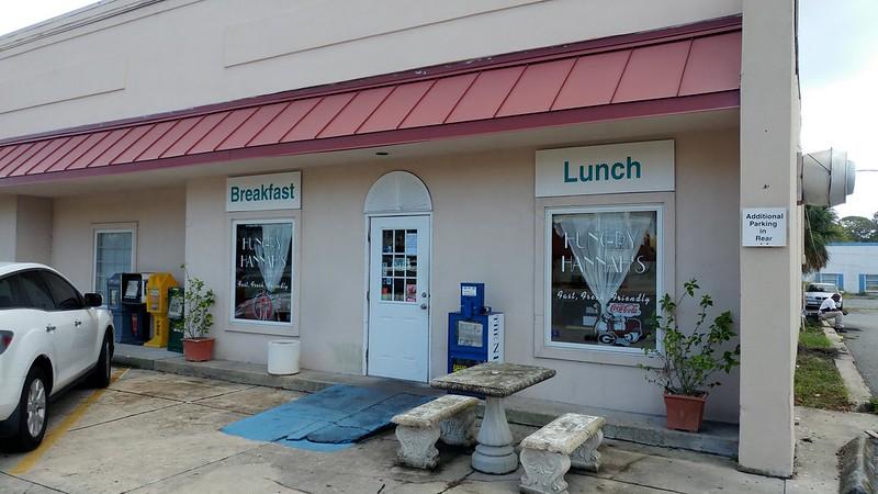 Hungry Hannah's, Brunswick, GA