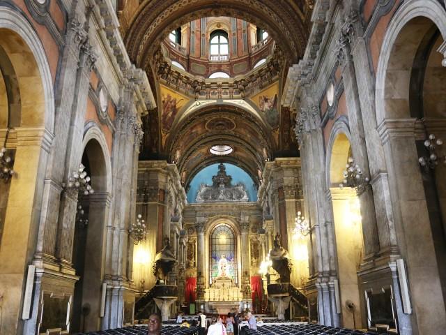 biserica candelaria 2 atractii turistice rio de janeiro
