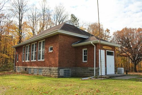 West Clarno School - Clarno, WI