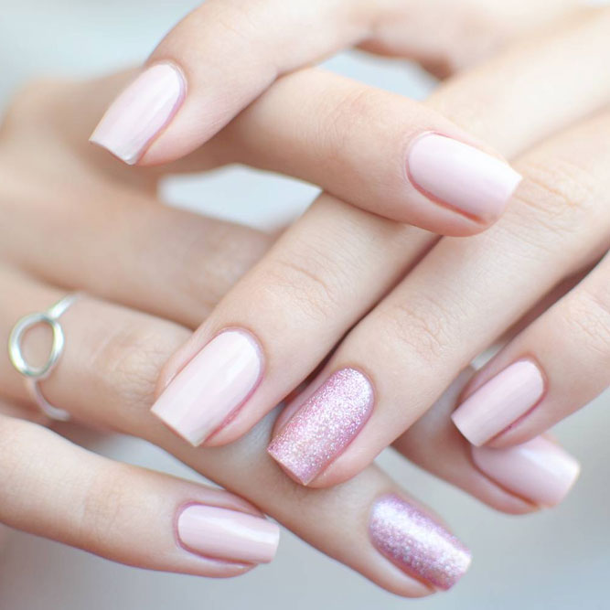 54+ Pic Nude Nail Colors for Ladies