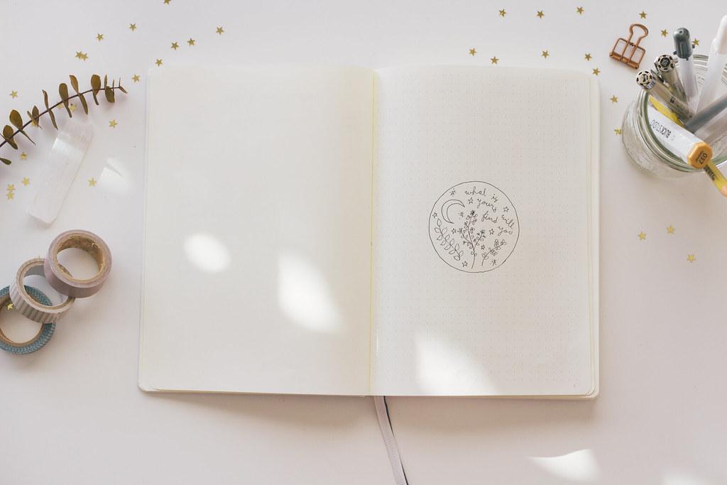 2018 bullet journal