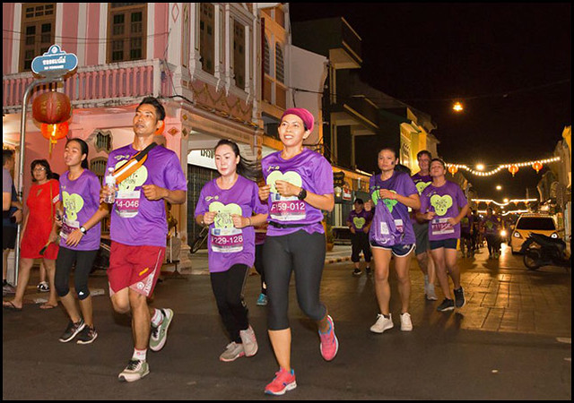 Phuket Town Night Run 2018
