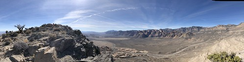 Las Vegas - Panorama from Turtlehead peak