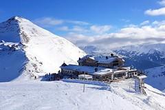SNOW tour 2017/18: Hochzillertal a Hochfügen - dálnice jako podle pravítka