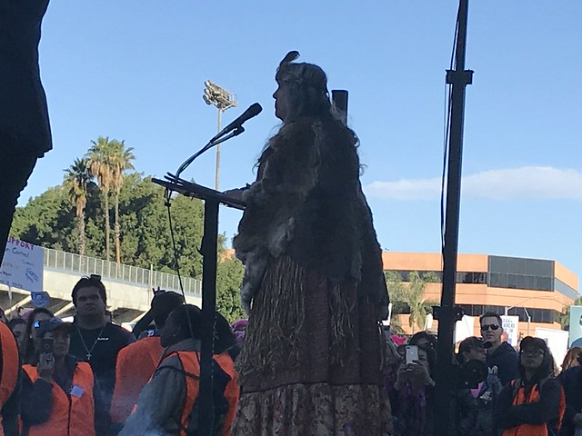 2018 Women's March California