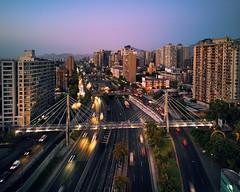 Puente peatonal Huérfanos