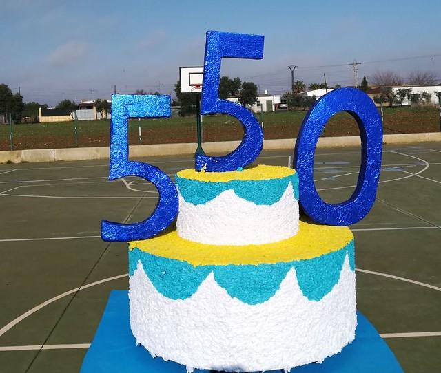 550 cumpleaños - 4ºB