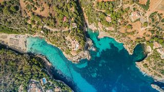 Most beautiful beaches of Mallorca's west coast