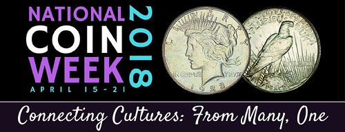 National Coin Week 2018 logo
