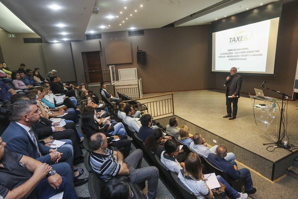 Workshop Alterações no ICMS 2018