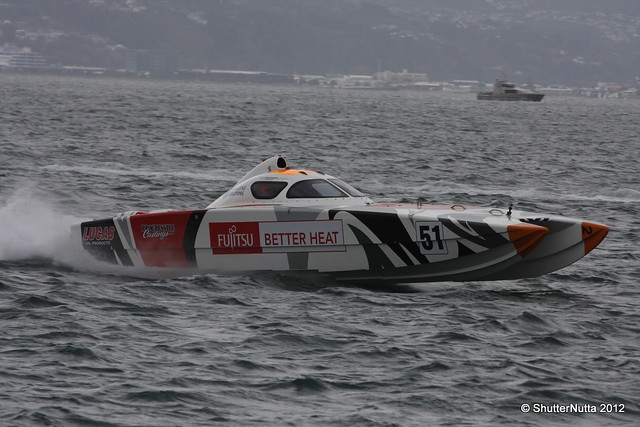 Powerboat racing, Wellington 4-2012 (69), Canon EOS 40D, Tamron SP 70-300mm f/4.0-5.6 Di VC USD