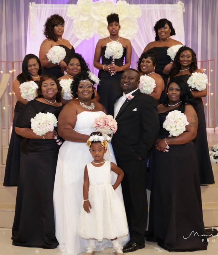 Bouquets + Brides