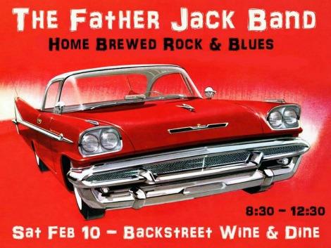 Father Jack Band 2-10-18