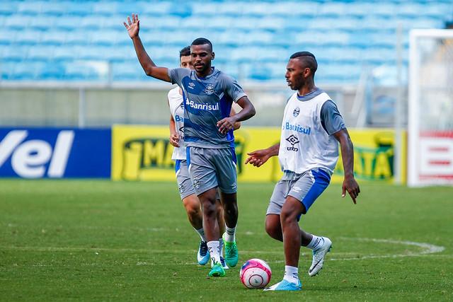 Treino Grêmio 06/02/18