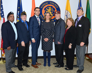 County Executive Curran Convenes Veterans Advisory Committee