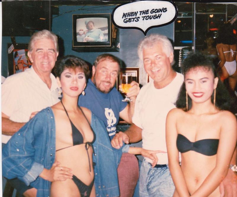 Filipino Flashback Manila Bar Scene