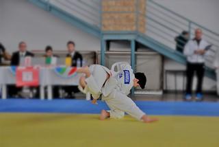 Noicattaro. gara judo front