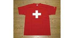 Švýcarské triko - dětské L