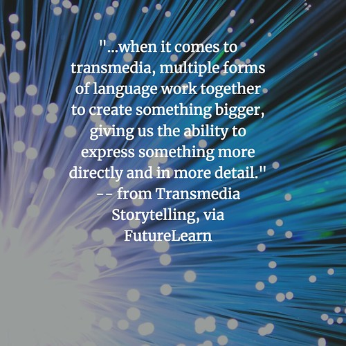 Transmedia Storytelling Media Works Together