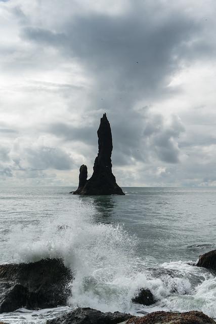 Crashing Waves - Reynisfjara