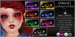 {Frick} Lovely Eyes