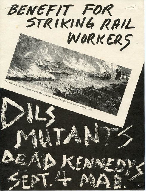 DILS, Mutants, Dead Kennedy's at the Mabuhay Gardens, San Francisco, CA 1979