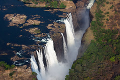 The Smoke that Thunders - Victoria Falls