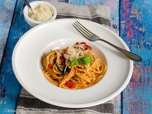 Paradeiserspaghetti (2)