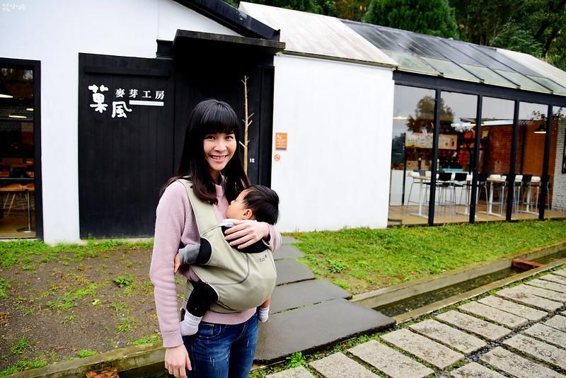 英國Caboo DXgo探索揹巾推薦嬰兒揹巾 (19)