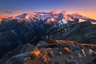 Summit of Mount Fyffe Viewpoint