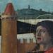 BELLINI Giovanni,1465-70 - Le Calvaire (Louvre) - Detail 43