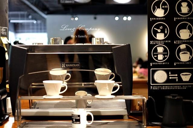 【內湖美食】覺旅咖啡Journey Kaffe(陽光店)9