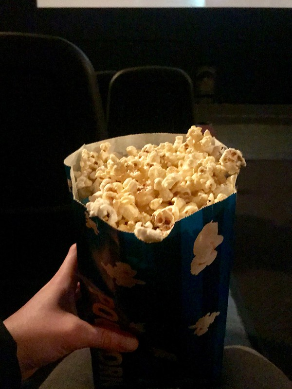 Popcorn And Panthers