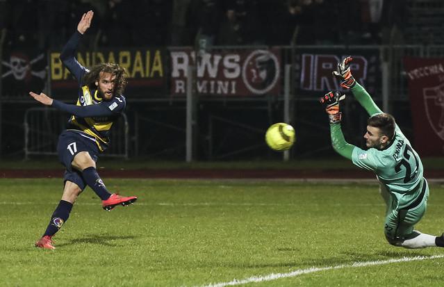 Santarcangelo - Sambenedettese 0-1