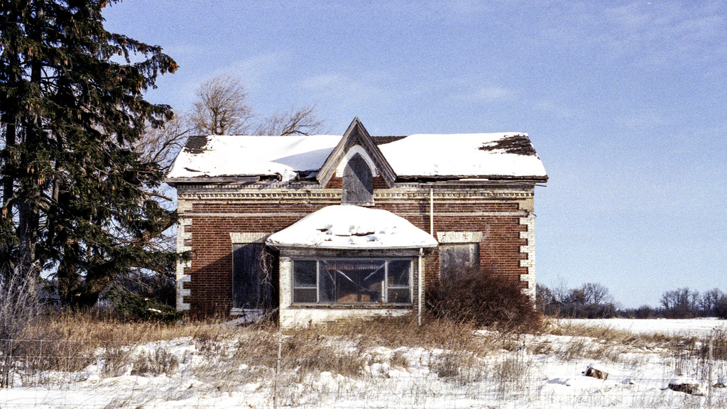 Abandoned Caledon Farm House Two