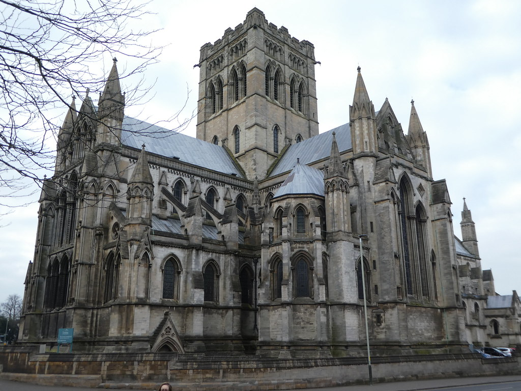Cathedral of St. John the Baptist, Norwich