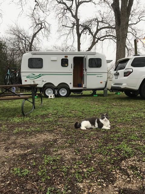 San Antonio -  KOA with kat