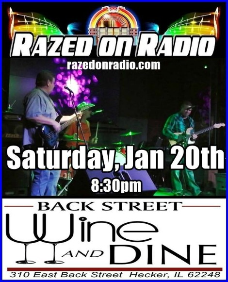 Razed On Radio 1-20-18