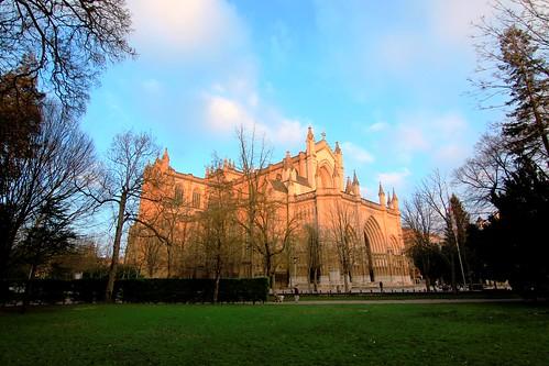 Gasteizko katedral berria II