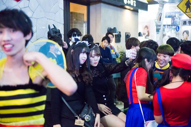 Photo:Shibuya Halloween 2017 (October 31) By Dick Thomas Johnson