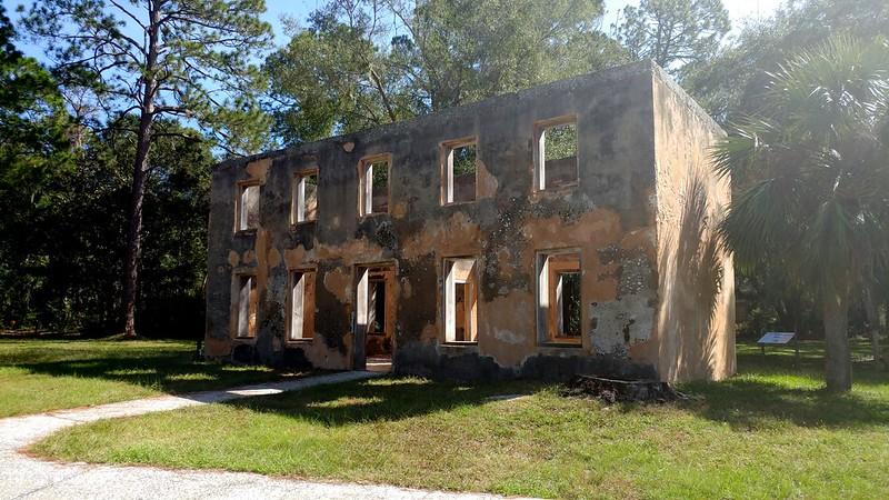 Horton House, Jekyll Island, GA